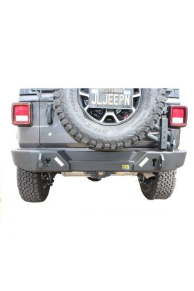 REAR BUMPER JEEP WRANGLER JL 2018-CURRENT