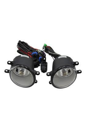 Fog Light Set Halogen H11 55W inc Switch & Loom