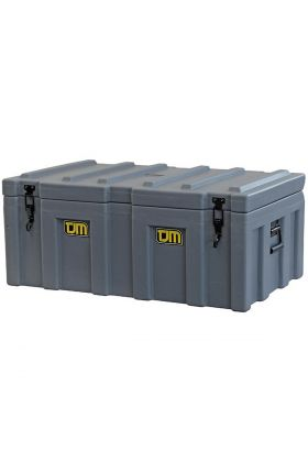 Space Case Poly 900 X 550 X 400mm Grey