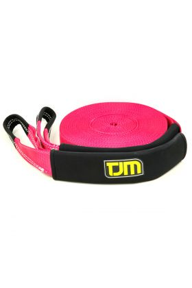 TJM OX Recovery 20M 4T Winch Strap