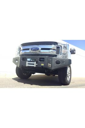 FRONT BUMPER EQUIPPED FORD S'DUTY F250 & F350 17-ON