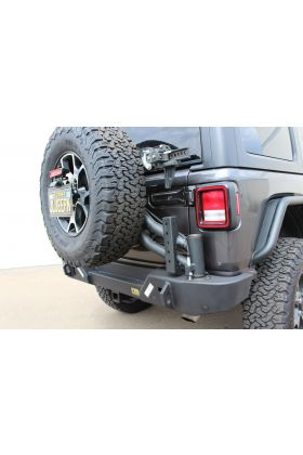 TIRE CARRIER ASSEMBLY JEEP JL 2018 CURRENT MODEL